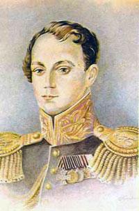 капитан-лейтенант А. И. Казарский