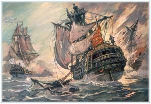 Балаклавский морской бой 1773 года