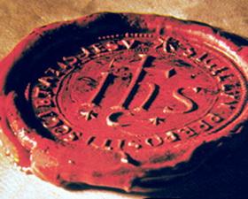печать иезуитов